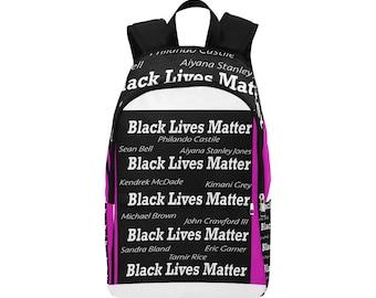 BLM Custom Fabric Backpack