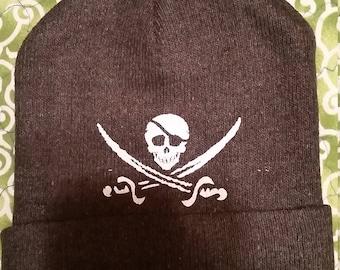 Skull Pirate Lid