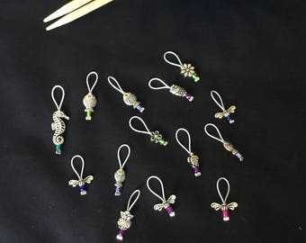Build your stitch marker set