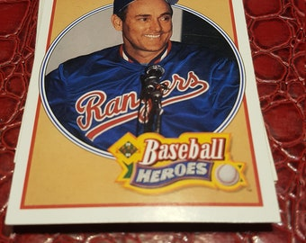 NM 1990 Upper Deck Baseball Heroes Nolan Ryan #17 OF 18. 1 Card.combined shipping
