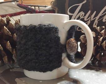 Coffee Mug Crochet Cozy