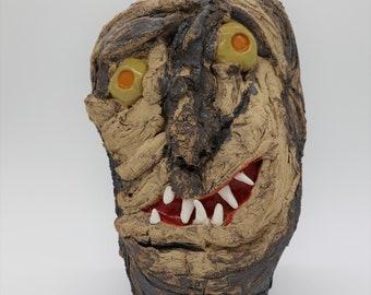 Bark Man Mask
