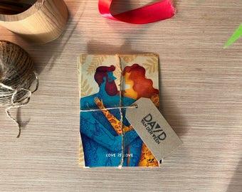 Love is Love postcards