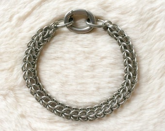 Full Persian Stainless Steel Bracelet