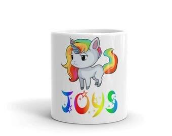 Joys Unicorn Mug