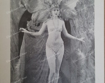 Evelyn Goodwin - Ziegfeld Follies