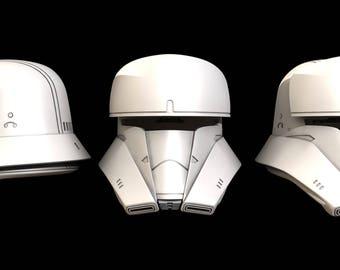 Star Wars Rogue One Tanktrooper Helmet 3D Files