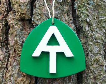 Appalachian Trail Ornament/ Tag