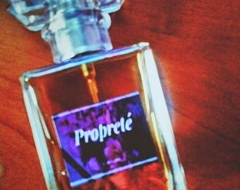 DIY Perfume proprete 5 Handmade Fragrance