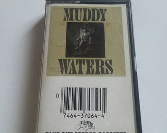 Muddy Waters - King Bee cassette tape