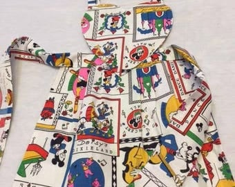 Childs Character Apron