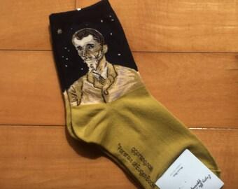 art socks, cute socks, free shipping