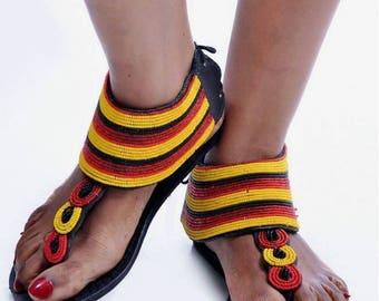 Maasai Jirani Sandals