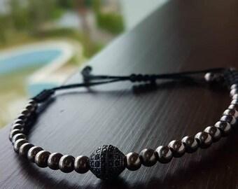 bracelet silver luxry unisex