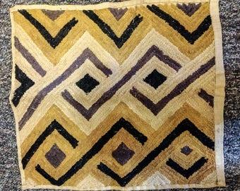 African Kuba Velvet Cloth