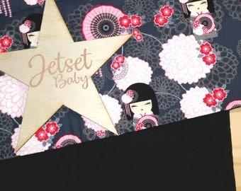 Kimmi Doll Pram / Bassinet Blanket