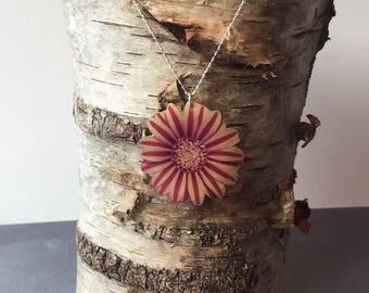 Gerbera Necklace