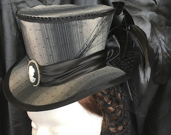 Steam Punk Mini Top Hat