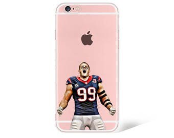 JJ Watt iphone Case