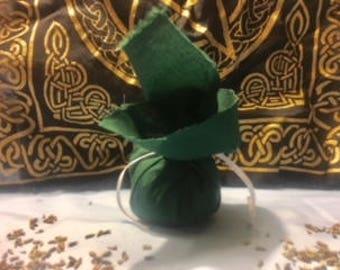 Karma Sachet- Money Spell *Green*