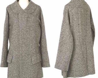 COMME des GARCONS Japan. Tweed wool jacket Size M