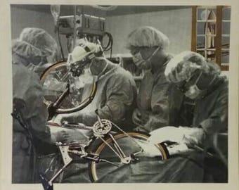 Mountain Bike Surgery