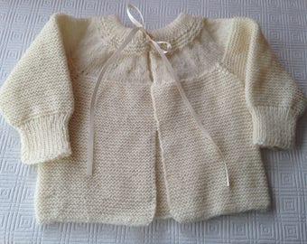 Baby Matinee coat