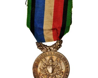 france société nationale de retraites medal 1893 excellent quality
