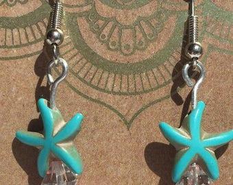 Turquoise Starfish