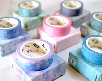 Natural Colour Masking Tape , Washi Tape Sticker,  Scrapbook Supplies
