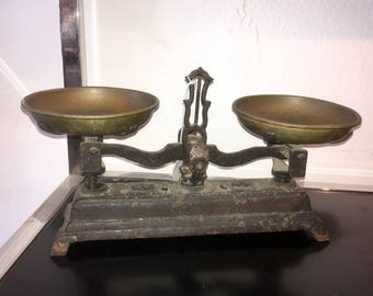 Antique Balance Scale