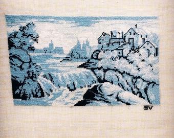 """Handmade gobelin """"Winter """""""
