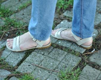 Sandals. Leather sandals. Women sandals.