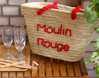 Moulin Rouge cart - Parisian Collection