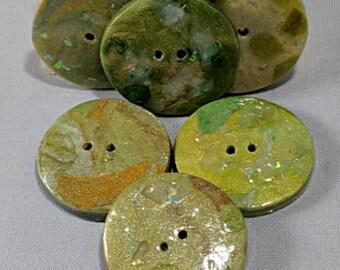 Green Flash buttons