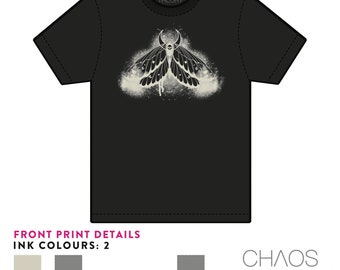 Moth Design Tshirt