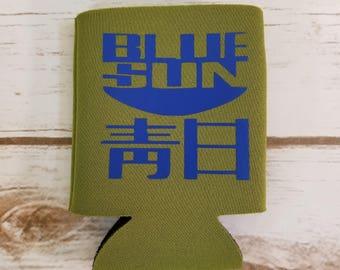 Firefly - Blue Sun - Can Cooler
