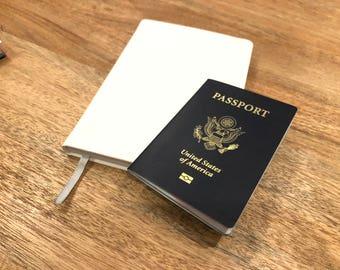 Minimalist Travel Journal