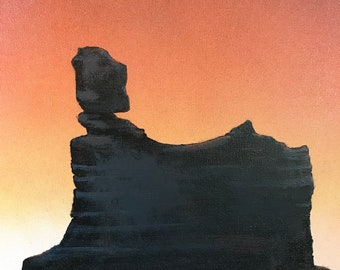 Valley of the Gods, bathing beauty