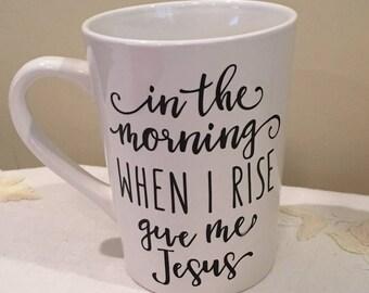 Give me Jesus Coffee Mug