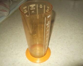 vintage tool measuring