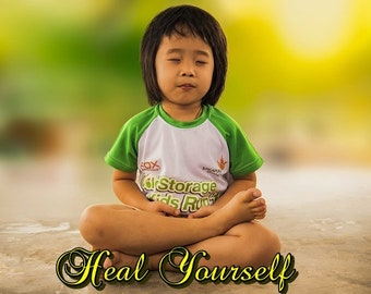 Heal Yourself and come back to life. eBook PDF digital for download