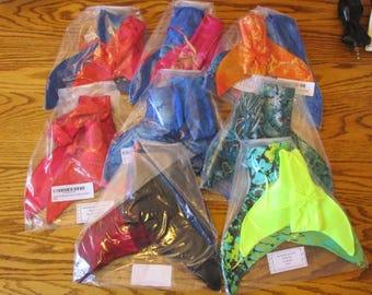 Barbie & Ken Mermaid/Merman Tail Sets by AquaTails