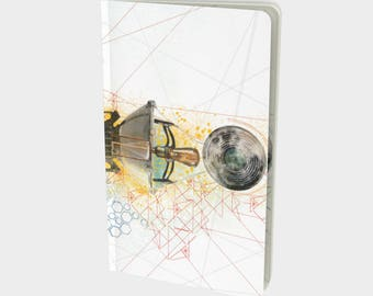 Energy Small Notebook