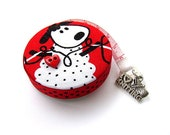 Measuring Tape Dotted Sheep Pocket Retractable Tape Measure