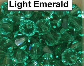 Destash Swarovski Discontinued Color - Light Emerald