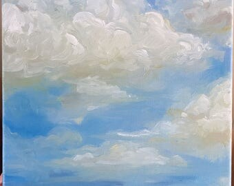Fluffy Clouds Study