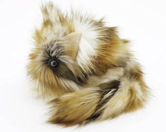 Faux Fur Stuffed Animals