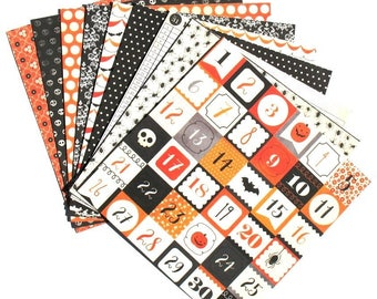 Thirty One - 6x6 Pebbles Paper Pack