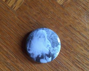 Magic Orb Gothcupcake 1 inch pin